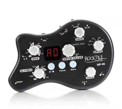 Rocktile GP-10 Headphone Amp & Multi effect