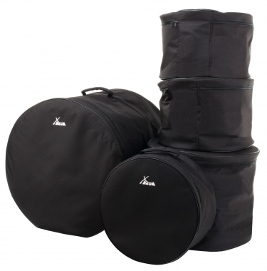 "XDrum Classic Drum-Bag-Set, Studio Tailles: 20"", 14"", 12"", 10""et 14.5"""
