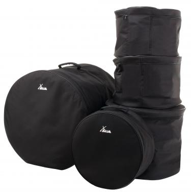 "XDrum Classic Drum Bag Set, Studio sizes: 20"", 14"", 12"", 10"" and 14.5"""