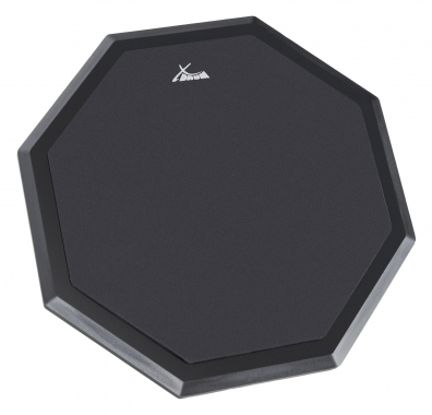 XDrum TF-8 TrueFeel tampon d'exercice (practice pad) 8""
