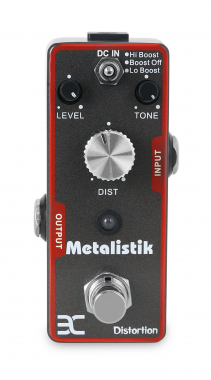 ENO TC-11 Metalistic Effect Pedal