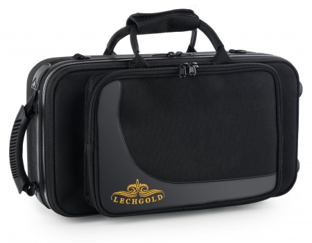 Lechgold Light Case for Curved Soprano Saxophone