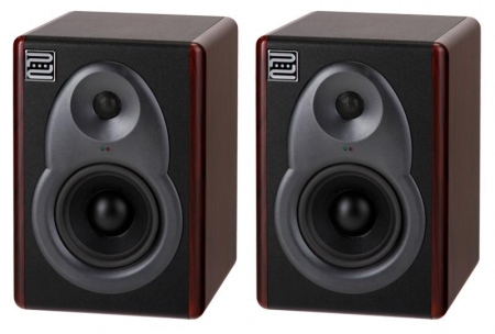 Pronomic M5B Actieve Studiomonitors, set van 2