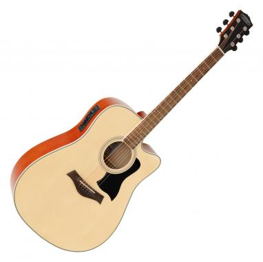 Classic Cantabile WS-20 NT acoustic guitar natural