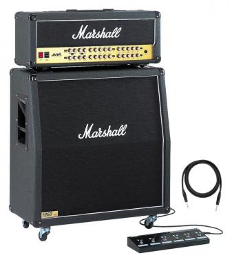 Marshall JVM410H Topteil Bundle