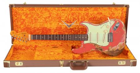 Fender Custom LTD 1963 Strat Super H-Relic SF/ATC