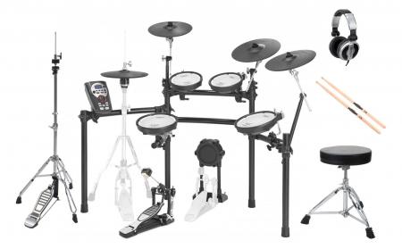 Roland TD-11KVSE V-Drum Kit SET inkl. MDS-9V Drumrack