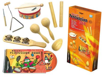 Voggy's Kinder-Percussion-Set