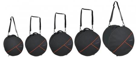 """Gewa Premium Taschensatz 20x18"""" 10x9"""" 12x10"""" 14x14"""" 14x6,5"""""""