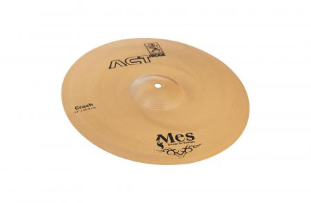"Mes DRUMS Act Series 14"" Crash Cybales"