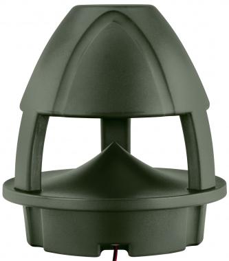 Pronomic HLS-560 GR 360° haut-parleur d'extérieur vert 240 Watt