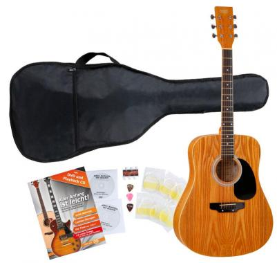 Classic Cantabile WS-1 Western Guitar Starter Set
