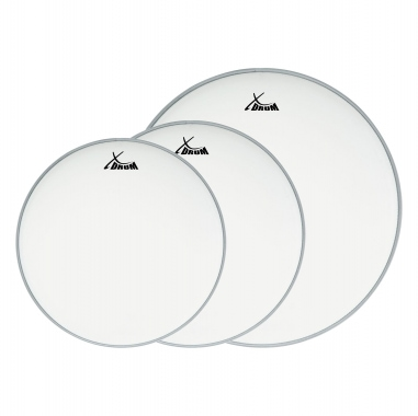"XDrum Coated Drum Head Set 12"" 13"" 16"""