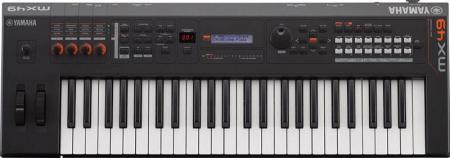 Yamaha MX49 II Music Synthesizer schwarz