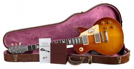 Gibson Mick Ralphs 1958 Les Paul Standard #068