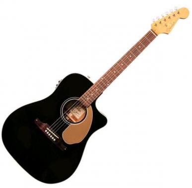 Fender Sonoran SCE Thinline BLK