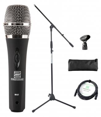 Pronomic Megastar XLR set de microphone