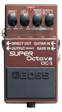 Boss OC-3 Superoctaver