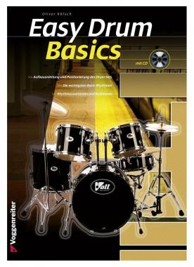 Easy Drum Basics + CD