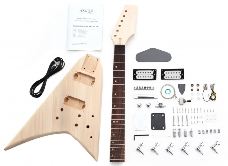 Rocktile Electric Guitar RR Style Construction Kit