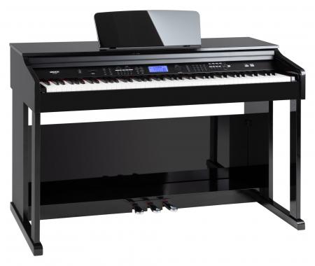 FunKey DP-2688A SH piano numérique noir brillant