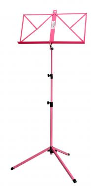 Classic Cantabile 100 Music Stand, pink