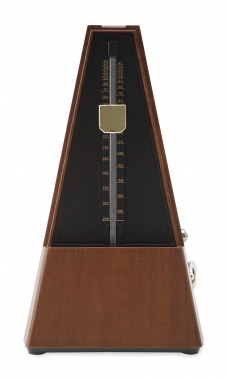 Classic Cantabile M02-BR Metronome Brown with Bell Brown