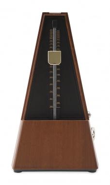 Classic Cantábile Metrónomo de campana M02 marrón
