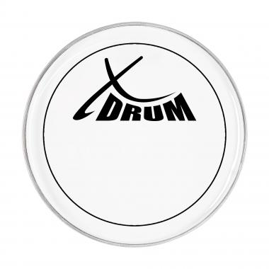 XDrum Pelle Battente Hydraulic Oil Drum Head Calcio 20 ""