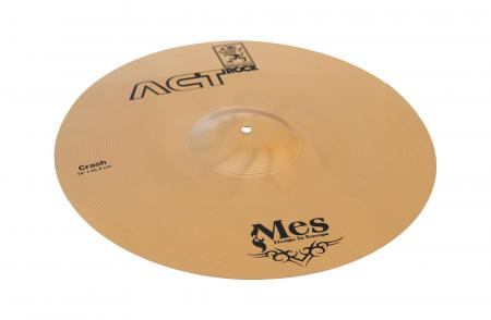 "Mes DRUMS Act Series 18"" Crash Cybales"