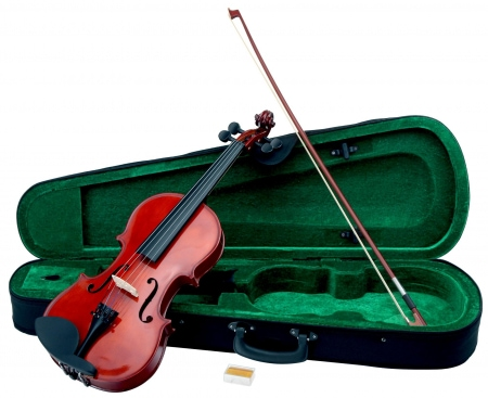 Classic Cantabile VP-100 Violino 4/4 SET incl. colofonia