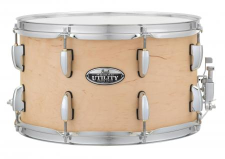 """Pearl Modern Utility Snare Drum 14"""" x 8"""" Matte Natural"""