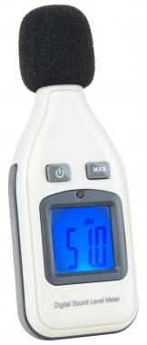 McGrey SLM-100 Medidor de nivel de sonido (Sound Level Meter)