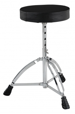 XDrum DT-300 tabouret de batterie, à double embase