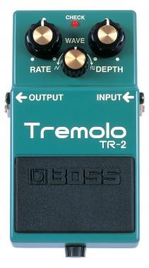 Boss TR-2 TREMOLO VINTAGE A PEDALE tr2