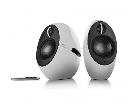 Edifier Luna E25 HD Design-Lautsprecherset Weiß
