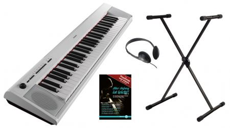 Yamaha NP-12WH Stagepiano weiß Set