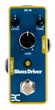 ENO XT-BD10 Bluish Blues Drive Effect Pedal