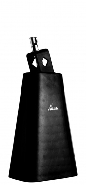 XDrum HCB-6 Cowbell, hammered and brushed