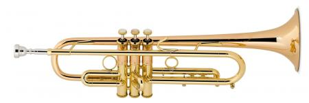 Bach LT190L1B Stradivarius Bb-Trompete