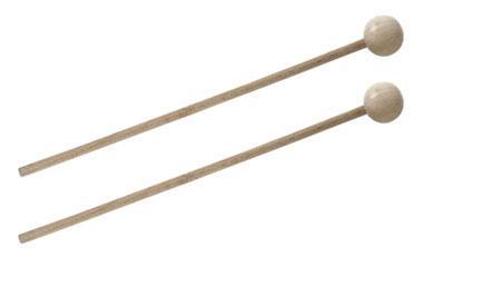 2er Set Kirstein MG-1S Glockenspielschlägel kurz