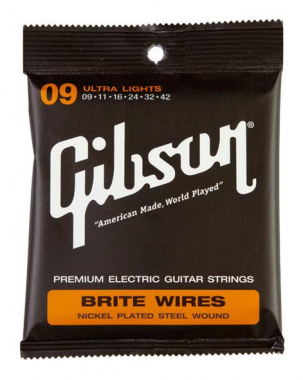 Gibson Brite Wires Ultra Light