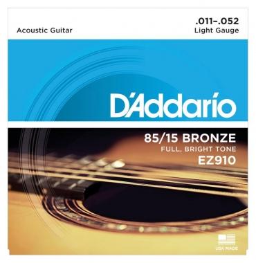 D'Addario EZ 910 western Gitaarsnaren