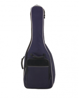 "Kirstein ""Easy Line"" Half-Size Classical Guitar Bag, Blue"