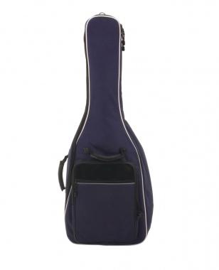 """Kirstein """"Easyline"""" housse pour guitare classique bleu au format 1/2"""