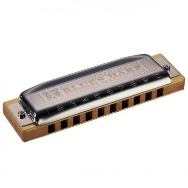 Hohner Blues Harp MS G 20 Stimmzungen