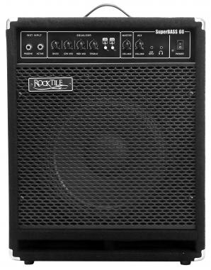 Rocktile SB-60 SuperBass60 bass amp 60 Watt