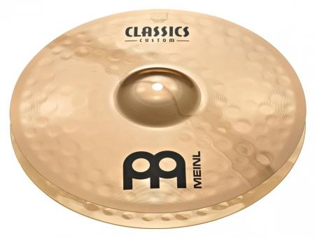 "Meinl Classics Custom Brilliant 14"" Medium Hi-Hat"
