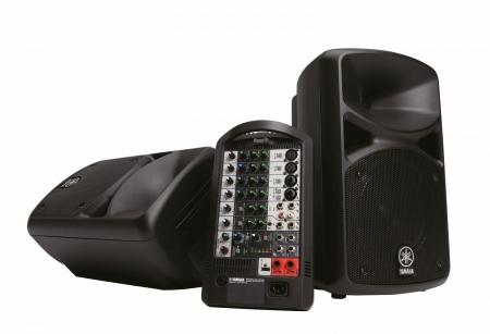 Yamaha Stagepas 400i Sistema PA portátil