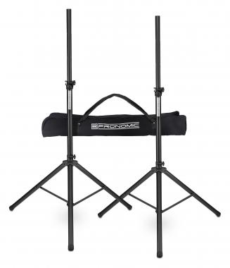 Pronomic SPS-1S Eco-Set speaker stand, steel